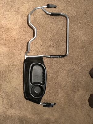 BOB car seat adapter/ snack tray for double jogger for Sale in Woodbourne-Hyde Park, OH