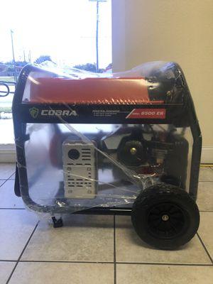 Cobra Industrial Generator model 6500 ES for Sale in Tampa, FL