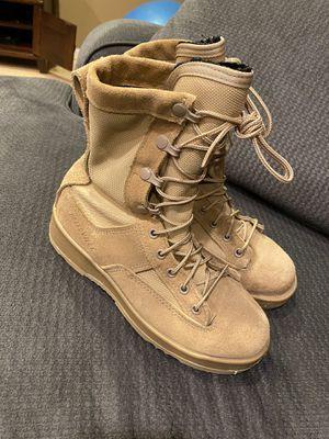 Belleville Suede Boots (Sz 4 men, Sz 6 women) for Sale in Murrieta, CA