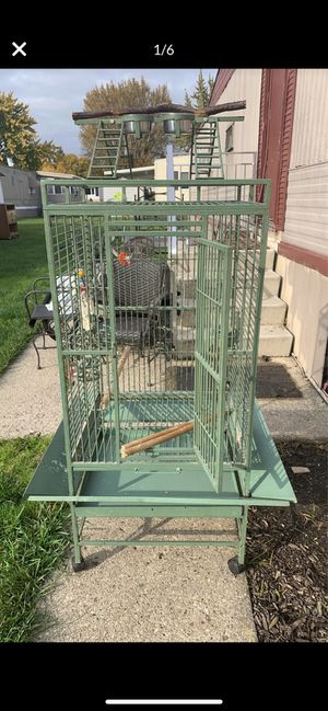 Large Bird Cage for Sale in Sterling Heights, MI