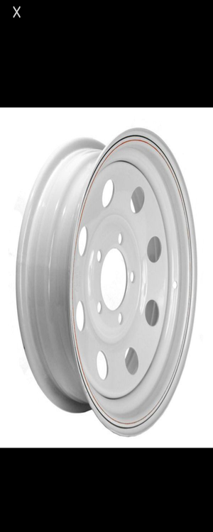 """Wanted 14"""" trailer rim 4.5 5 lugs wheel for Sale in Los Angeles, CA"""