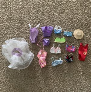 Barbie doll swim clothes for Sale in Fullerton, CA