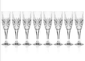 Champagne glass flutes for Sale in Aspen Hill, MD
