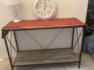 Rustic Console Table for Sale in Mesa, AZ