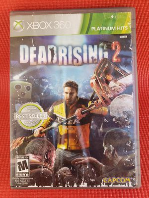 Deadrising 2 xbox 360 for Sale in Norwalk, CA