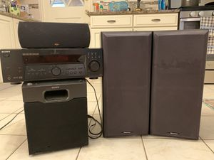 Home theater system (pioneer/Sony/Klipsch) for Sale in Towson, MD
