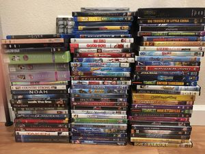 Dvd's for Sale in Clackamas, OR