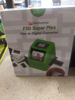Wolverine film to digital converter for Sale in Whitehall, OH