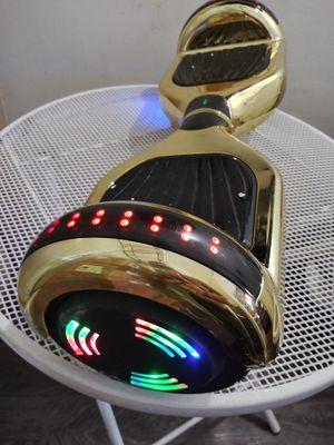 Hoverboart chingosisimos semi nuebos en su caja Bluetooth i con luces garantisados pueden verlos sin compromiso 105$ firmm for Sale in Los Angeles, CA