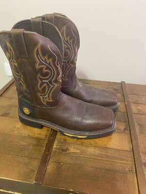 Justin work boots for Sale in Lebanon, TN