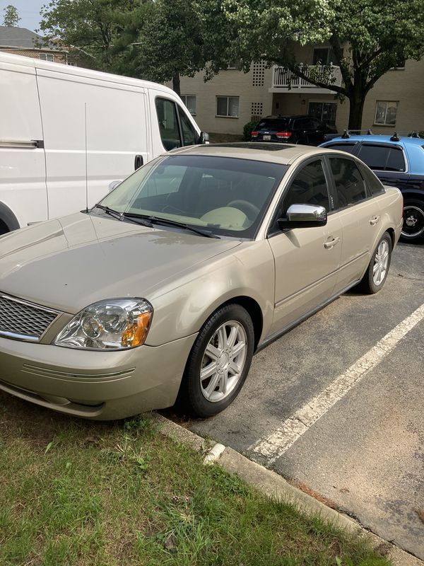 2006 ford 500