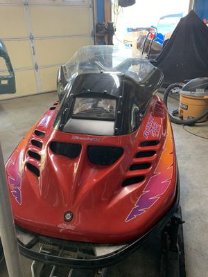 Rotax Rave 583 Snowmobile for Sale in Douglasville, GA