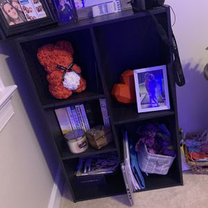 Black Bookshelf for Sale in Wake Forest, NC