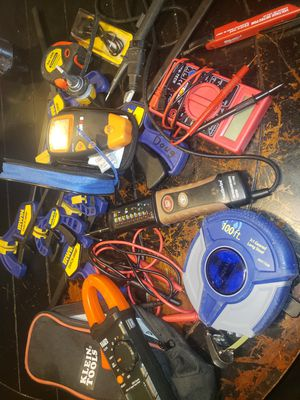 Electrician tools for Sale in Phoenix, AZ