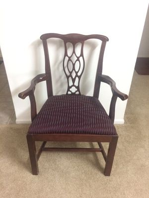 Wooden chair for Sale in VA, US