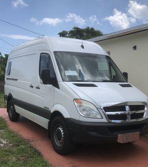 2008 Sprinter Camper Van for Sale in Hollywood, FL
