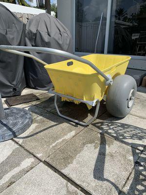 Beach cart roleez for Sale in West Palm Beach, FL