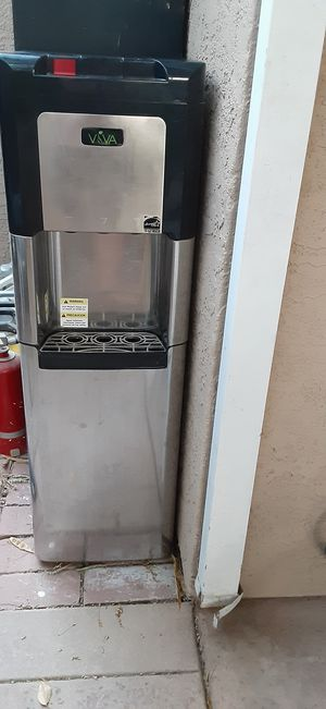 FREE Viva water dispenser for Sale in North Highlands, CA