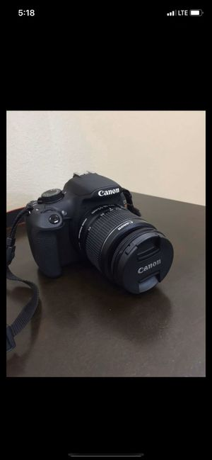 Canon rebel t5 for Sale in Los Angeles, CA