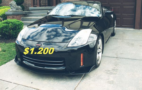 ⭐️🔑👉Sell fast $1,2OO Such a beautiful car. Nissan 350Z no issue. FWD/Wheelss 👈🔑⭐️