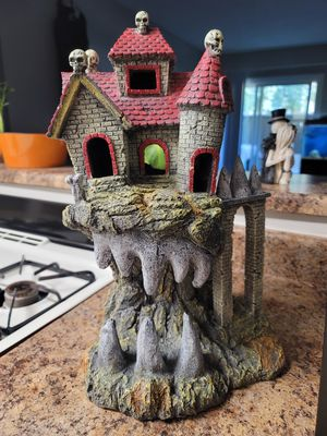 Fish Tank Decoration... Spooky House for Sale in Riverside, CA
