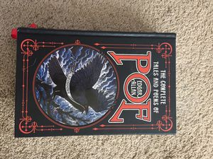 Complete Tales and Poems of Edgar Alan Poe Book for Sale in Denver, CO
