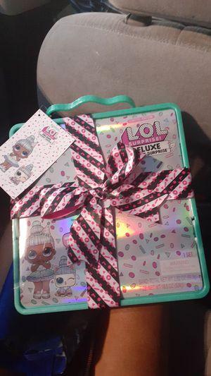 Lol Surprise Deluxe Present Surprise for Sale in Las Vegas, NV