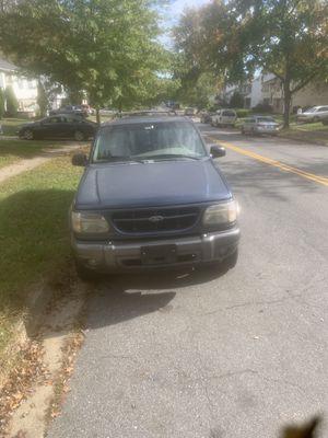 Ford Explorer 2001 only 100k miles for Sale in Landover, MD