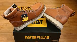 CAT Work Boots size 7.5,8,8.5,9 and 11 for Men. for Sale in Paramount, CA