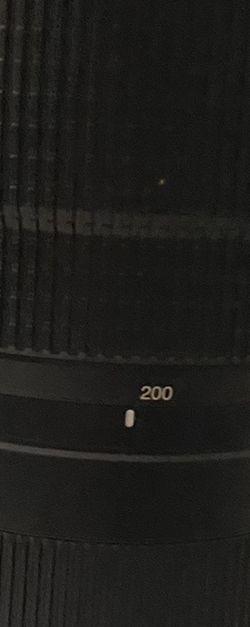 Nikkor AF-S 200-500mm 5.6E ED VR for Sale in DeBary,  FL