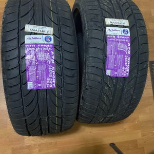 Tires 245/40/19 for Sale in Annandale, VA