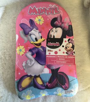 NEW Minnie Mouse kick board for pool for Sale in Forest View, IL