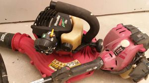 Troy-Bilt Weed Eater with Homelite leaf Blower for Sale in Grove City, OH