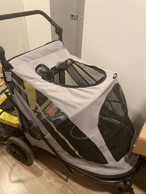 Pet wagon /dog cart/ dog stroller for Sale in Chicago, IL