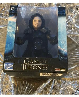 John Snow figure aprox 3.5 inches for Sale in Olmsted Falls, OH