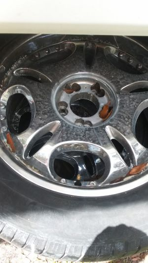 P 275 - 55 R20 rims and Michelin tires for Sale in Avon Park, FL