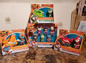 NEW Nick Jr Top Wing Action Figures Lot for Sale in Florissant, MO