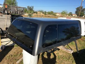 Camper shell for the 6.5ft Ford F250 will fit 1999 to 2016 for Sale in Perris, CA