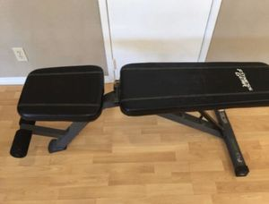 New in Box Fitness Gear Adjustable Utility Weight Bench for Sale in SeaTac, WA