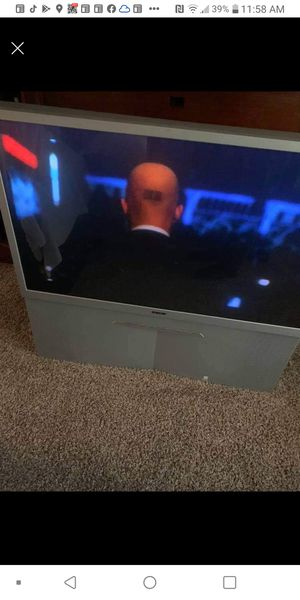 Free sony tv with remote. Works very good for Sale in Houston, TX