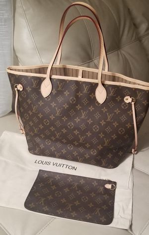 LV Louis Vuitton M40995 CANVAS MM BAG HANDBAG PURSE for Sale in Hoffman Estates, IL