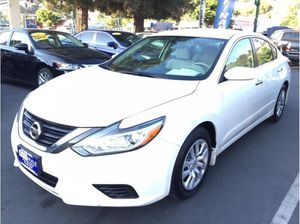 2017 Nissan Altima for Sale in Daly City, CA