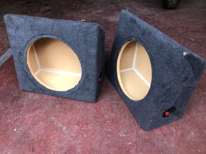 """10"""" subwoofer boxes for Sale in Livermore, CA"""