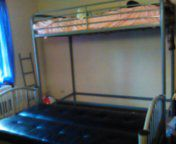 Bunk bed/ day bed with additional matching Twin size for Sale in Buffalo, NY