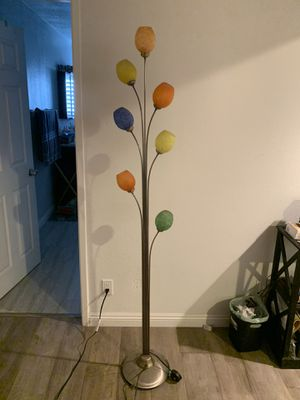 Decorative Floor Lamp for Sale in Rowland Heights, CA