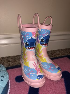 Disney rain boots for Sale in Orem, UT