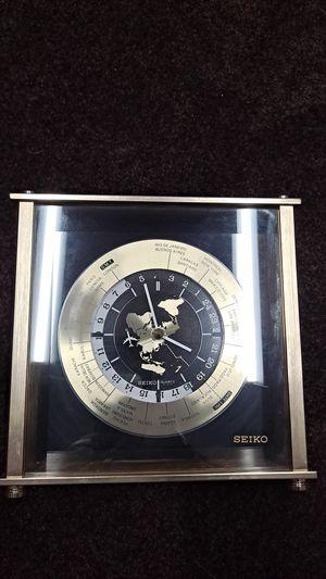 SEIKO table Clock. for Sale in Meriden, CT