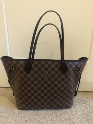 Loius Vuitton Nerverfull M - authentic for Sale in Maple Valley, WA