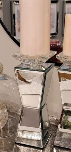 Set Of Glam Candle Holders for Sale in Chesapeake,  VA