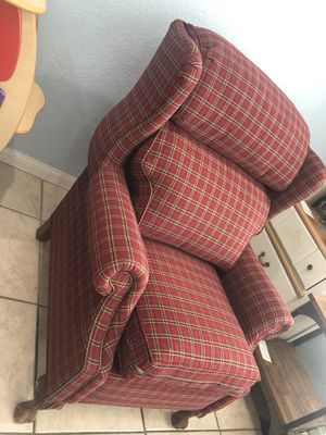 Sofa chair steel FLEXSTEEL for Sale in Los Angeles, CA